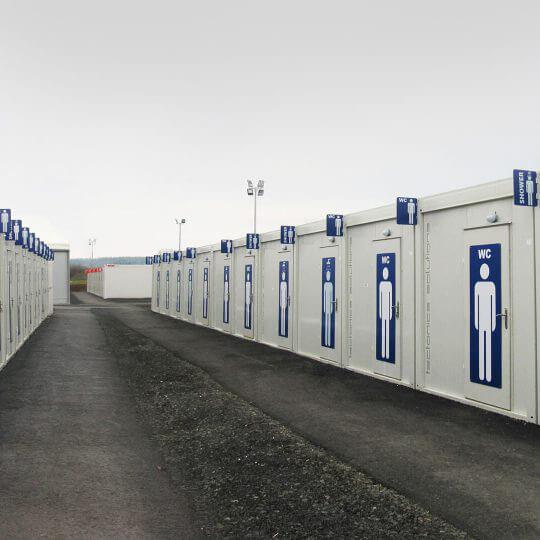Сантехнический Блок Контейнер (туалет-душ)