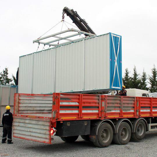 Какие виды контейнеров подходят для жилого помещения?